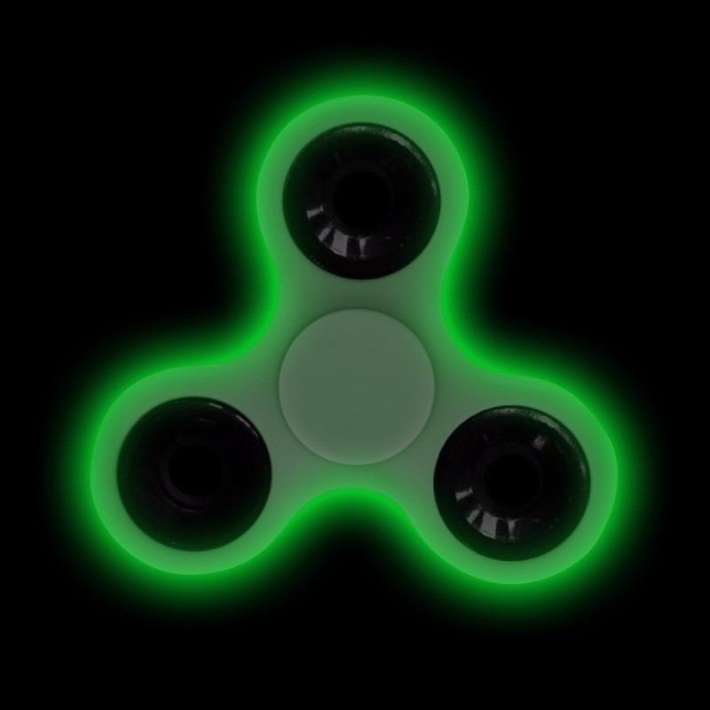 Glow in the dark Fidget spinners
