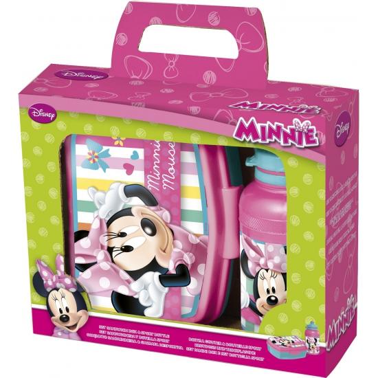 Minnie Mouse lunchbox met beker