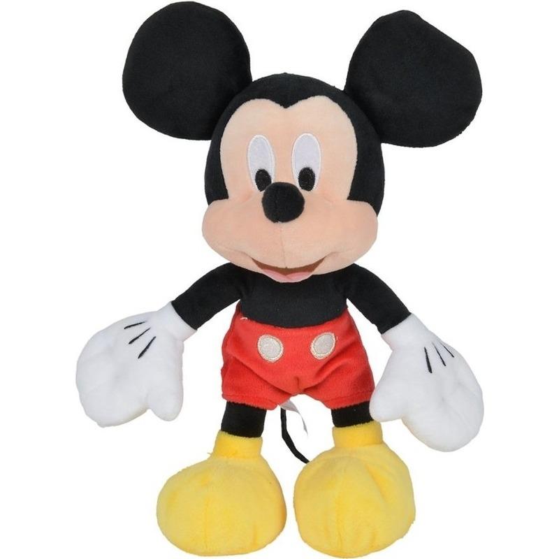 Disney Mickey Mouse knuffels 25 cm knuffeldieren