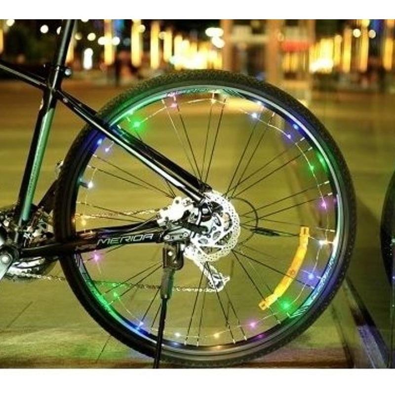 ▷ Led verlichting fietswiel kopen? | Online Internetwinkel