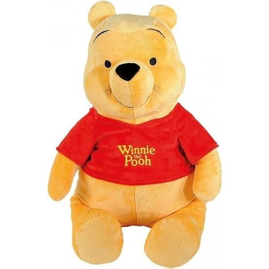Grote Disney Winnie de Poeh knuffels 80 cm knuffeldieren