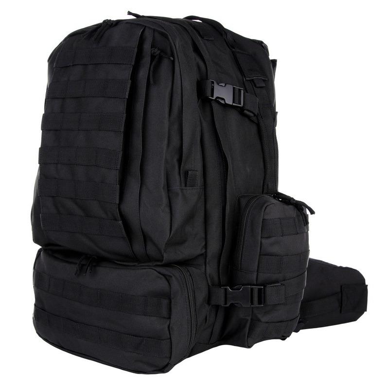 43eb28753eb Zwarte rugzak 60 liter | Koeltassen & zomerartikelen winkel