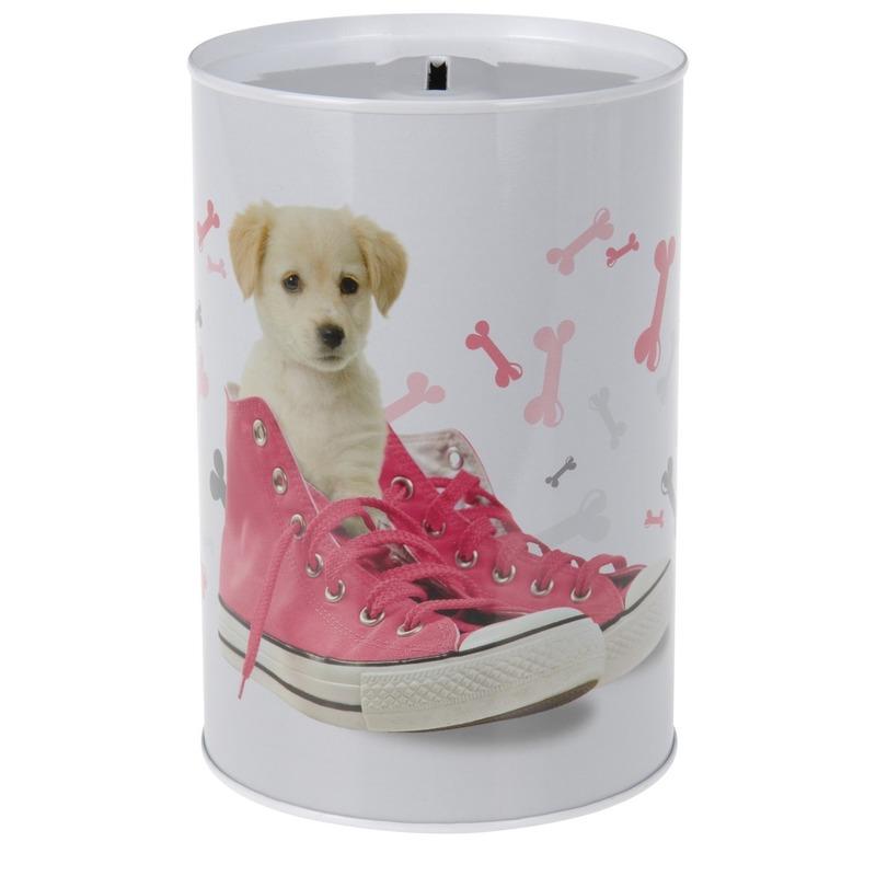 Honden spaarpot 15 cm