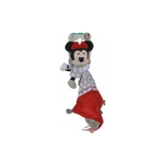 Minnie Mouse tuttel rood