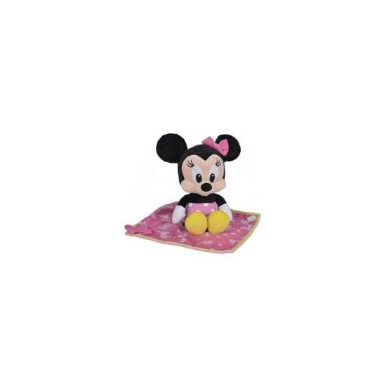Minnie Mouse tutteldoek knuffel 25 cm