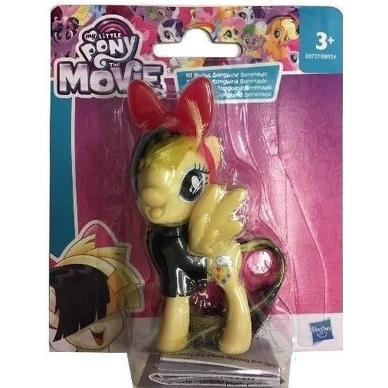 My Little Pony Movie speeltje Songbird Serenade 8 cm