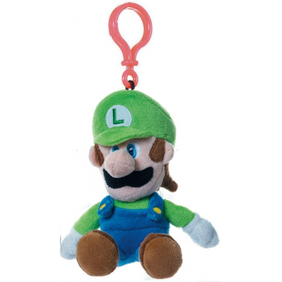 Nintendo Super Mario groene Luigi tashanger