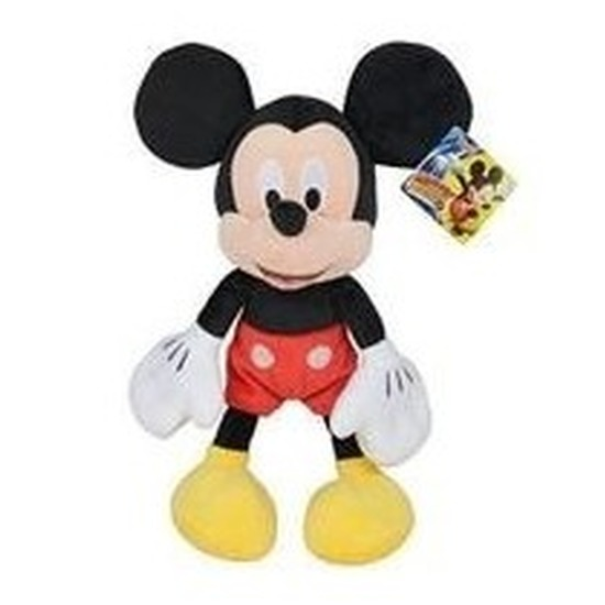Pluche Mickey Mouse Disney knuffels 43 cm
