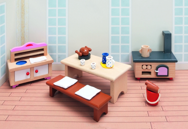 /opblaasbare-artikelen/houten-speelgoed/poppenhuis-meubels