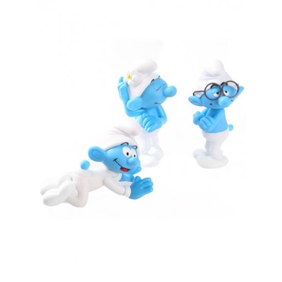 Speelgoed Smurfen 13 cm