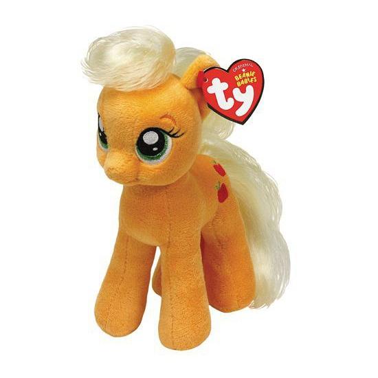 Ty Little Pony knuffel Apple 15cm