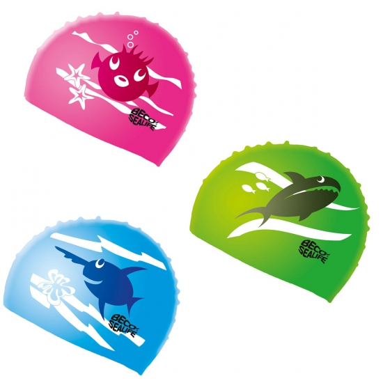 Gekleurde badmuts voor kinderen kopen? Speelgoed met voordeel vind je hier