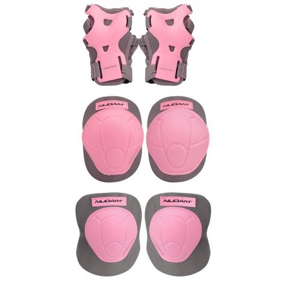Skate beschermers roze voor kids kopen? Speelgoed met voordeel vind je hier